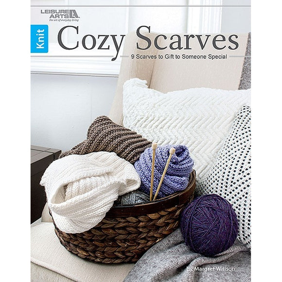 Cozy Scarves: 9 Scarves to Gift to Someone Special
