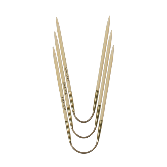 ADDI - Crasy Trio Needles in Bamboo