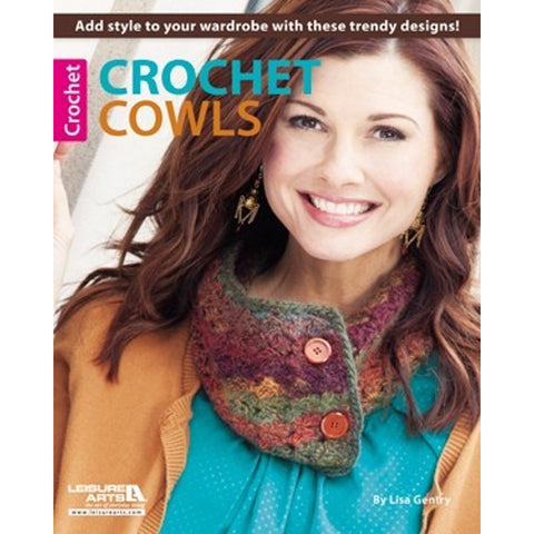 Crochet Cowls - 10 stylish cowls to keep your warm