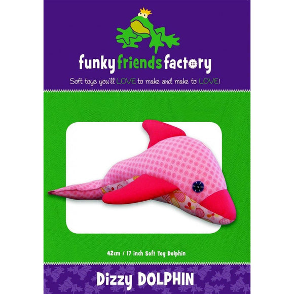 Dizzy Dolphin Sewing Pattern