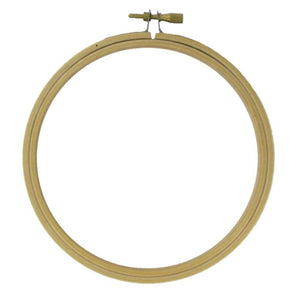 Embroidery Hoops - Wooden with Square Edge