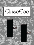 ChiaoGoo Accessories - End Stoppers for SPIN and TWIST Interchangeable tips