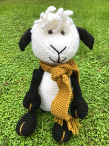 Knitting kit - Eunice the Ewe