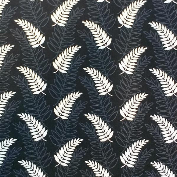 Laminated Fabric - Ferntastic