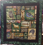 Quilt Kit - New Zealand Flora and Fauna