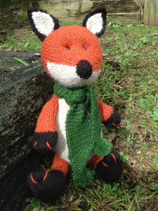 Knitting kit - Chase the Fox