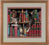 Dimensions Counted Cross Stitch Kit - Frederick the Literate