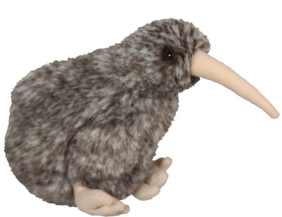 Soft Toy - New Zealand Great Spotted Kiwi with sound