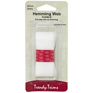Fusible Iron-On Hemming Web Tape