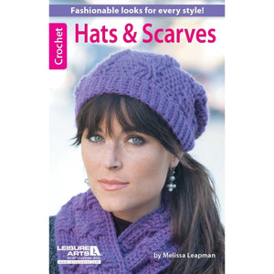 Crochet Hats & Scarves: 14 Fashionable Looks for Every Style!