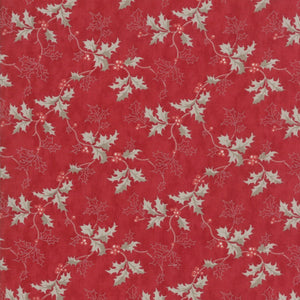 Christmas Holly Berries in Berry Red Colourway