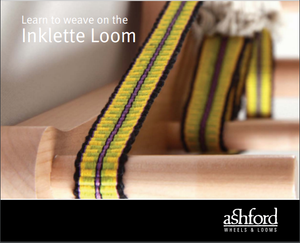 Ashford Learn to Weave on the Inklette Loom