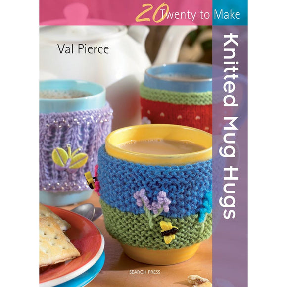 20 to Knit: Knitted Mug Hugs
