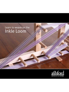 Ashford Learn to Weave on the Inkle Loom