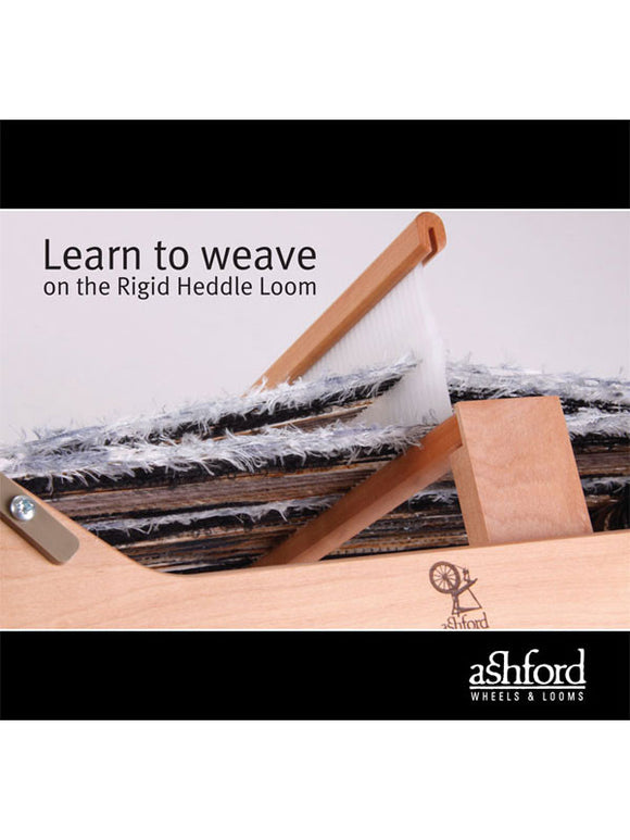 Ashford Learn to Weave on the Rigid Heddle Loom