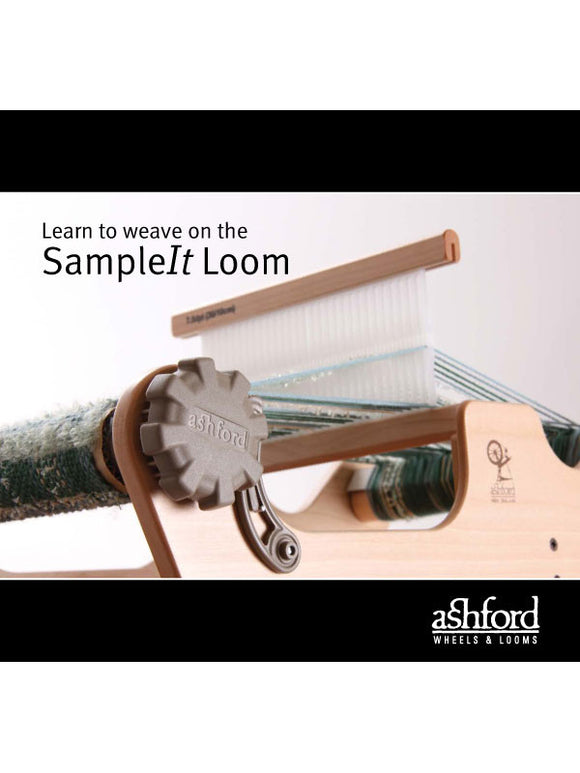Ashford Learn to Weave on the Sample It Loom