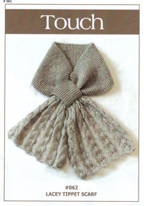 Lacy Tippet Scarf Kit