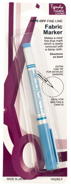 Vanishing Marking Pen - Fine Tip