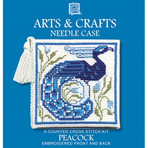 Cross-stitch Needlecase kit - Arts & Crafts
