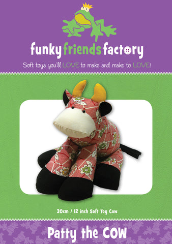 Patty Cow Sewing Pattern