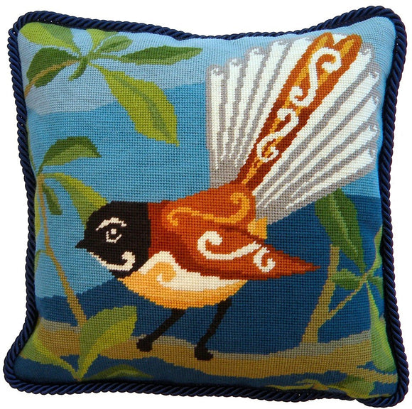 Tapestry Cushion kit - Fantail
