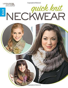 Quick Knit Neckware