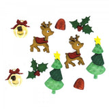 Dress It Up - Christmas Button Sets