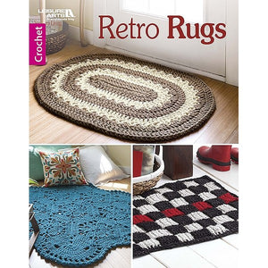 Retro Rugs - 7 great crochet rugs for your home