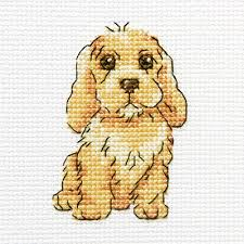 Cross Stitch Kit - Sweet Larry