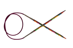 Knitpro - Symfonie Fixed Circular Needles - 120 cm / 47 inches long