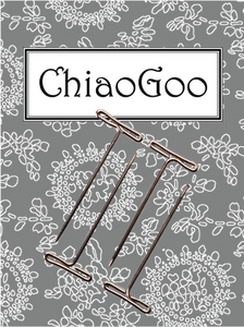 ChiaoGoo Accessories - T-Shaped Tightening Keys for SPIN and TWIST Interchangeable tips - set of 4