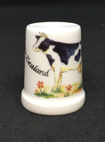 New Zealand Thimbles - Hand-made Ceramic thimbles with NZ designs