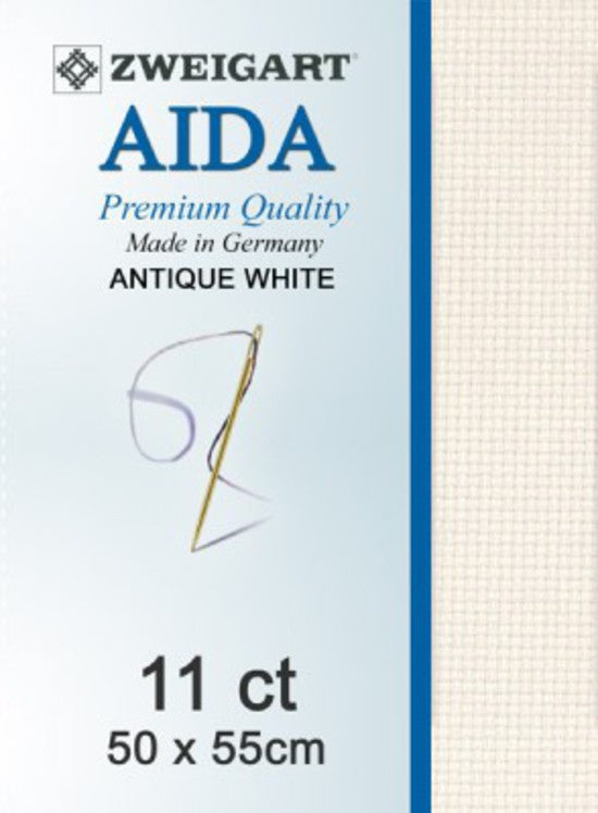 Aida Fat Quarters - 11 ct