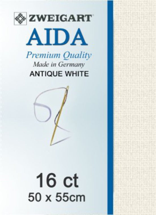 Aida Fat Quarters - 16 ct