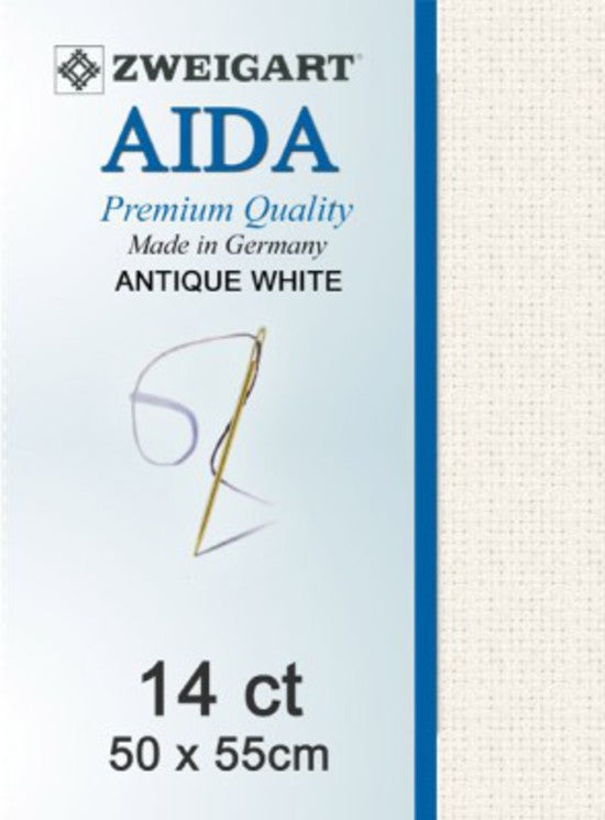 Aida Fat Quarters - 14 ct