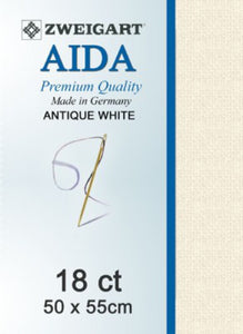 Aida Fat Quarters - 18 ct
