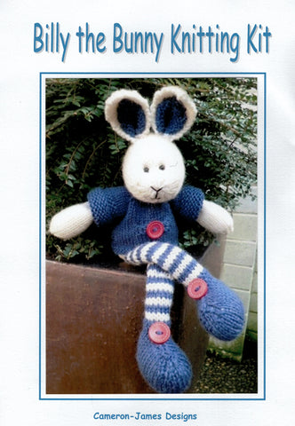 Knitting kit - Billy the Bunny