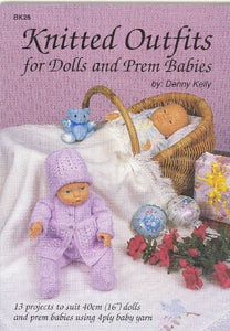 Knitted Outfits for Dolls and Prems