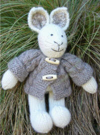 Knitting kit - Bramble Bunny