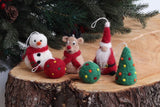 Needle Felting Kit - Christmas Special Collection