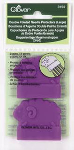 Clover 3154 - Double Point Needle Protector Sets