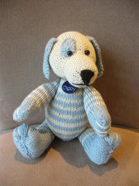 Knitting kit - Digby the Dog