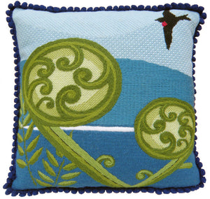 Tapestry Cushion kit - Koru