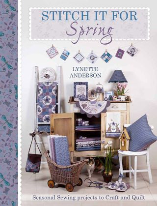 Stitch It For Spring by Lynette Anderson