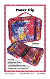 By Annie Sewing Patterns - Power Trip Storage Bag for all Your Power Accessories