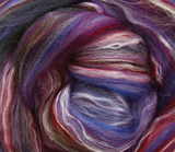 Silk Merino Scarf Felting Kit - Gemstone
