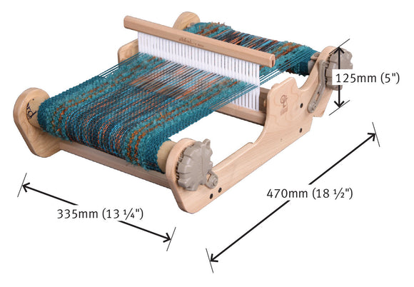 Ashford Rigid Heddle SampleIt Loom - 25 cm or 40 cm wide