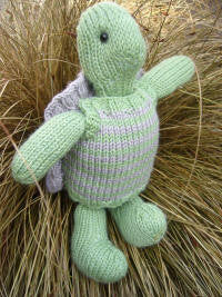 Knitting kit - Talbot Tortoise