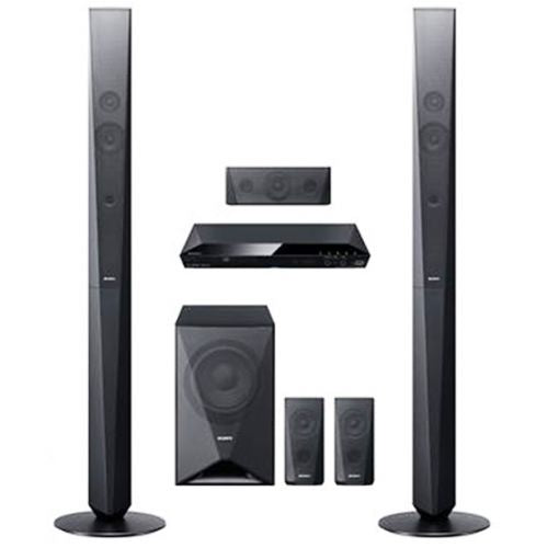 Sony Home Cinema System DAV-DZ650