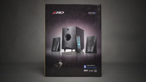 F&D F210X Multimedia Bluetooth Speakers
